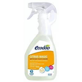 Ecodoo Nettoyant et désinfectant multi usages Citrus magic 500ml Onaturel