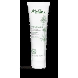 Melvita Crème extra riche mains beurre de cacao, argan et karité 150ml Melvita