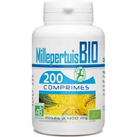 Millepertuis bio 200 comprimés gph diffusion Onaturel