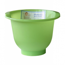 Popolini Baignoire Shantala Verte : le bain écologique de 0 à 12 mois Popolini Categorie temp Onaturel.fr