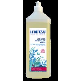 Lérutan Liquide vaisselle main ultra dégraissant 1L Lerutan