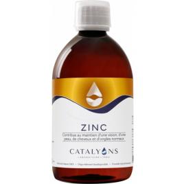 Catalyons oligo-élément Zinc 500ml Catalyons