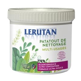 Lerutan Nettoyant multi usages Patatout 350g+son éponge dans le pot 350g Lerutan