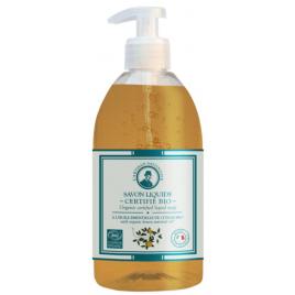 L'artisan Savonnier Savon liquide huile essentielle de Citron 500ml Onaturel