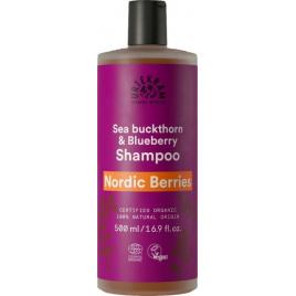 Urtekram Shampoing Nordic Berries Cheveux normaux 500ml Onaturel