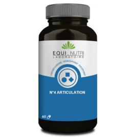 Equi - Nutri Articulation Complexe N°4 60 gélules végétales chondroitine selenium silicium Onaturel