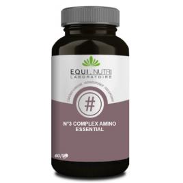 Equi - Nutri Amino Complexe 60 gélules végétales n3 Onaturel
