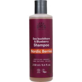 Urtekram Shampoing Nordic Berries Cheveux normaux 250ml saule aloe vera Onaturel