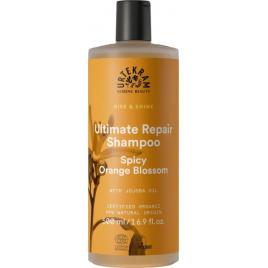 Urtekram Shampooing cheveux secs et abimés Ultimate Repair Spicy Orange Blossom 500ml Urtekram