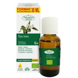 NatureSun'arôms Tea Tree bio Flacon compte gouttes 30ml Onaturel