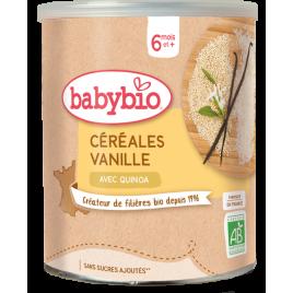 Babybio Céréales à la Vanille avec Quinoa dès 6 mois 220g Babybio