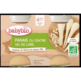 Babybio Petits pots Panais 2x130g dès 4 mois 260g Babybio