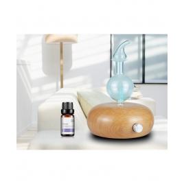 Espritphyto Diffuseur d'huiles essentielles électrique par nébulisation lumière LED 7 couleurs Esprit phyto