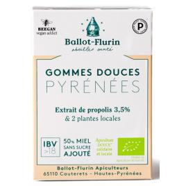 Ballot Flurin Gommes douces des Pyrénées 40g Ballot Flurin