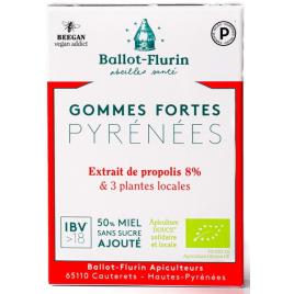 Ballot Flurin Gommes fortes des Pyrénées boite 30g Ballot Flurin