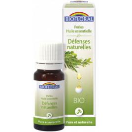 Biofloral Perles d'huiles essentielles complexe Défenses naturelles 20ml Onaturel
