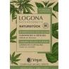 Logona Shampooing soin solide chanvre Ortie Bio 60 gr