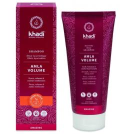 Khadi Shampoing ayurvédique Amla Volume 200 ml Onaturel