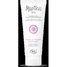 Marilou Bio Masque visage purifiant 75ml Marilou Bio