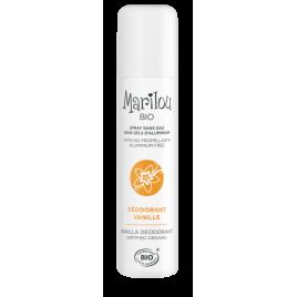 Marilou Bio Déodorant spray Vanille 75ml Marilou Bio