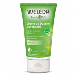 Weleda Crème de douche gommante au Bouleau 150ml Weleda