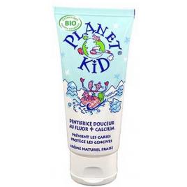 Planet Kid Dentifrice Douceur Fluor et Calcium 50ml Onaturel