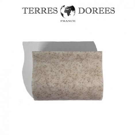 Terres Dorées Savon Extra Exfoliant Noyaux d'Abricot 100 grs Terres dorées