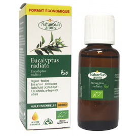 NatureSun'arôms Eucalyptus radiata bio 30ml Onaturel