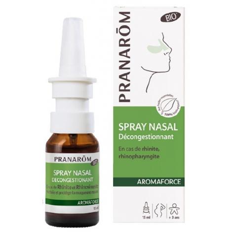 Pranarôm Spray nasal décongestionnant 15 ml Pranarôm