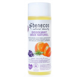 Benecos Dissolvant naturel sans acétone 125ml Benecos