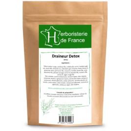 Herboristerie de France Tisane Draineur Detox 30 gr Herboristerie de France
