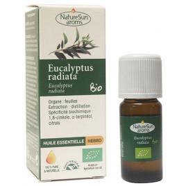 NatureSun'arôms Huile essentielle Eucalytus radiata 10ml Onaturel