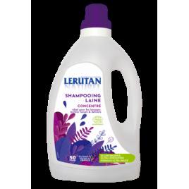 Lerutan Shampoing laine concentré Douceur parfum Lavande 1500ml Lerutan