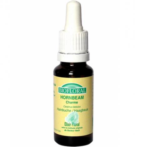 Biofloral Elixir Hornbeam n° 17 Charme 20ml Biofloral