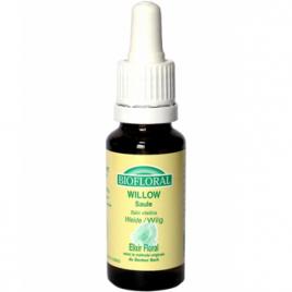 Biofloral Elixir Willow n° 38 Saule 20ml Biofloral Elixirs floraux - Dr Bach Onaturel.fr