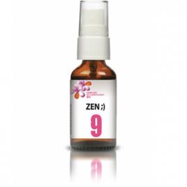 Les Sens Des Fleurs Complexe 9 STRESS Fleurs de Bach spray de 20ml Les Sens Des Fleurs Categorie temp Onaturel.fr