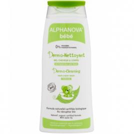 Alphanova Dermo nettoyant cheveux et corps nénuphar camomille 200ml Alphanova