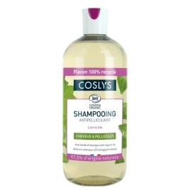 Coslys Shampoing antipelliculaire à l'extrait de Lierre 500ml