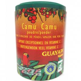 Guayapi Camu Camu apport exceptionnel en Vitamine C poudre de 50g Guayapi Immunité Onaturel.fr