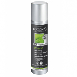 Déodorant spray Logona Mann 100 ml