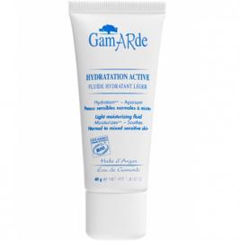 Gamarde Hydratation active Fluide hydratant léger peaux sensibles 40g
