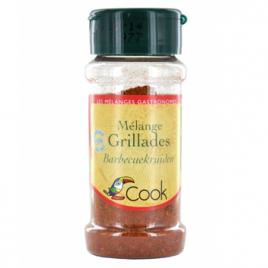Cook Mélange Grillades 35g Cook Mélange d'épices bio Onaturel.fr