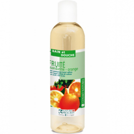 Cosmo Naturel Bain douche Fruité Mandarine Orange 250ml Cosmo Naturel Savons / Gels douches Onaturel.fr