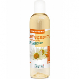 Cosmo Naturel Shampoing cheveux blonds Camomille 250ml Cosmo Naturel Hygiène Onaturel.fr