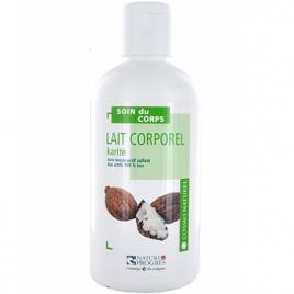 Cosmo Naturel Lait corporel Karité hydratant 250ml Cosmo Naturel Laits corporels Bio Onaturel.fr