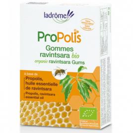 Ladrome Gommes Propolis et Ravintsara 45g Ladrome Propolis Onaturel.fr