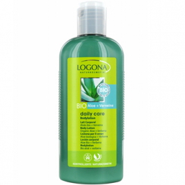 Logona Daily Care Lait pour le corps Aloès et Verveine 200ml Logona Categorie temp Onaturel.fr