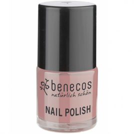 Benecos Vernis à ongles Sharp Rosé/ Rose Nacré 9ml Benecos Vernis à ongles bio Onaturel.fr