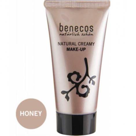Benecos Fond de teint crème Miel 30ml Benecos