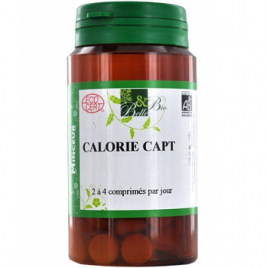 Belle et Bio Nopal Caloriecapt bio120 comprimés 72g Belle et Bio Compléments Alimentaires Bio Onaturel.fr